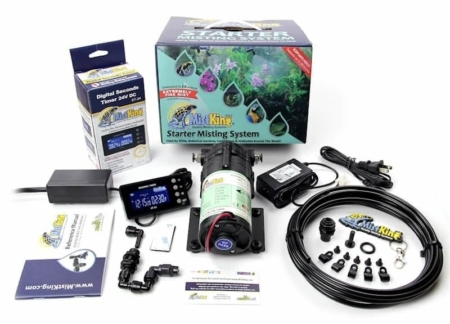 Mist King reptile misting system