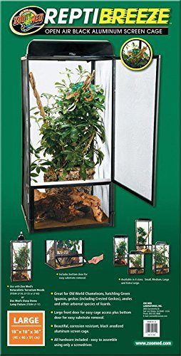 ReptiBreeze Chameleon Cages for sale