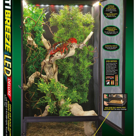 deluxe chameleon cage