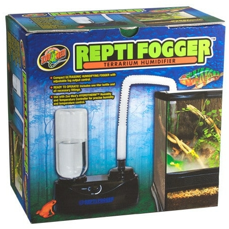 Reptile fogger